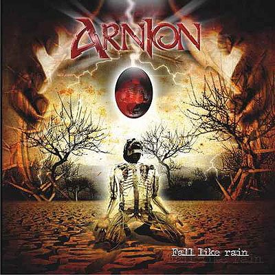Arnion - Fall Like Rain [CD] Re-issue