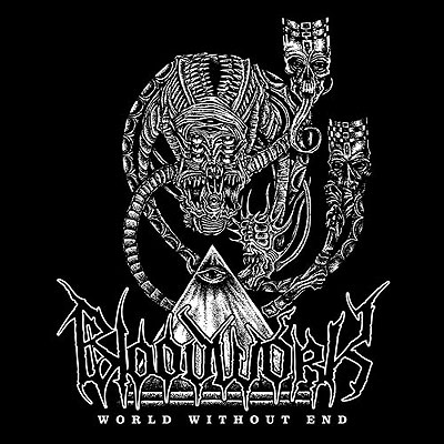 Bloodwork - World Without End [CD]