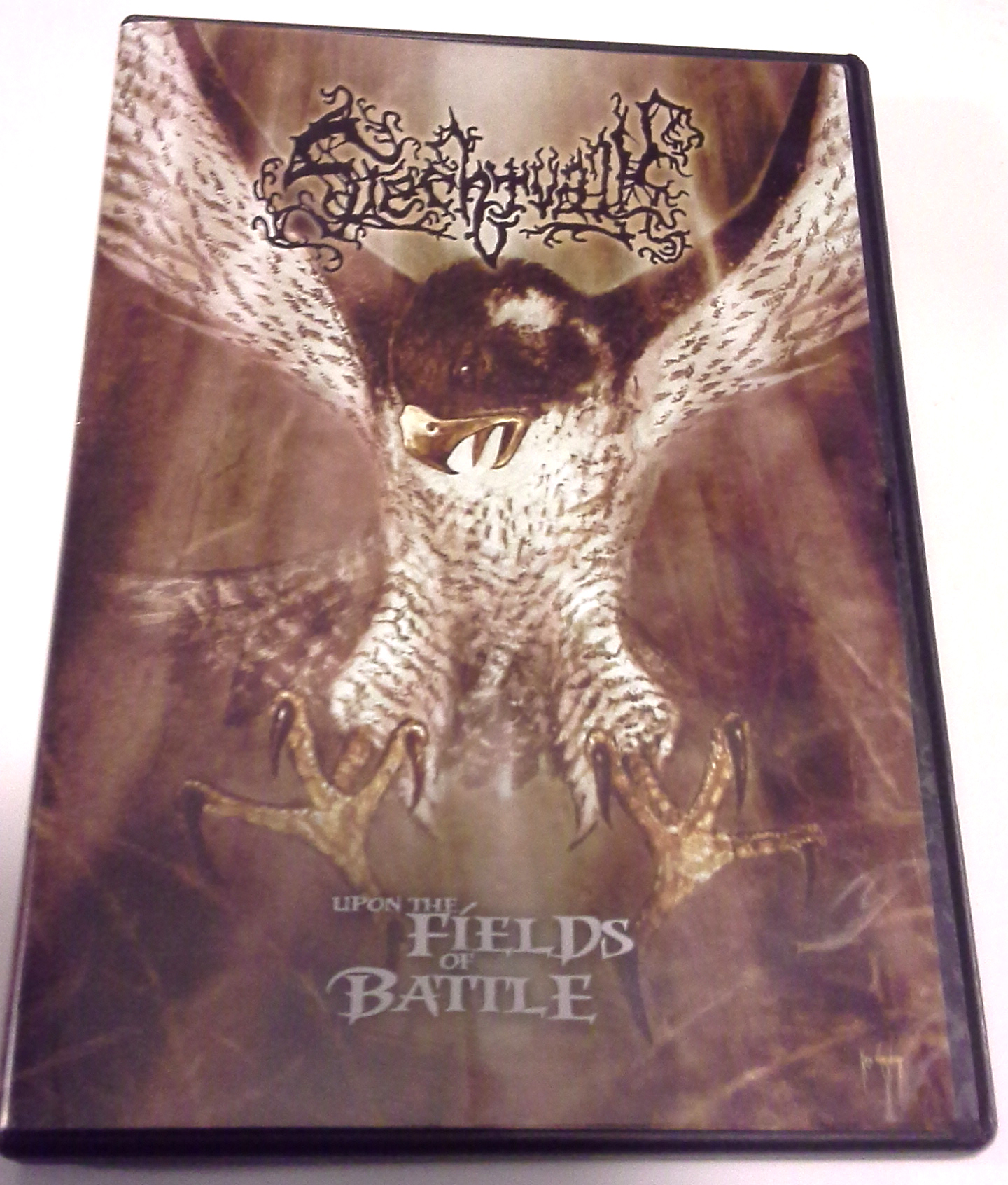 Slechtvalk - Upon The Fields Of Battle [DVD]