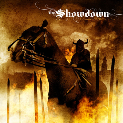 The Showdown - A Chorus Of Obliteration [CD]