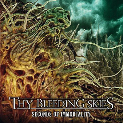 Thy Bleeding Skies - Seconds Of Immortality [CD]