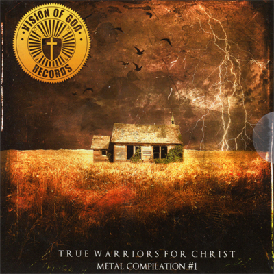 True Warriors For Christ - Metal Compilation #1 [CD]