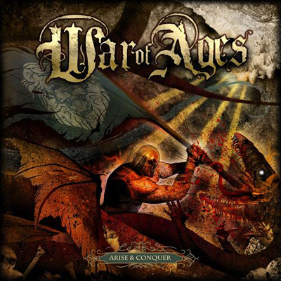 War Of Ages - Arise and Conquer [CD]