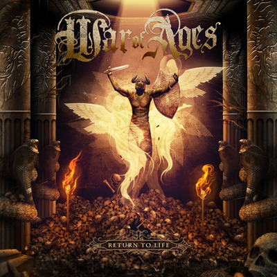 War Of Ages - Return To Life [CD]