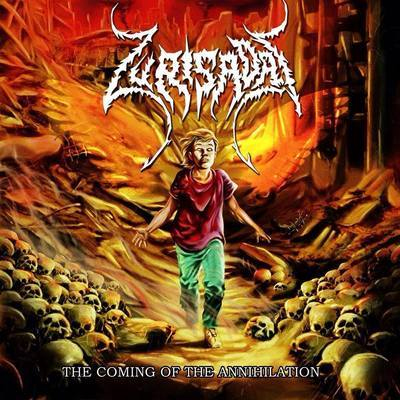 Zurisadai - The Coming Of The Annihilation [CD]