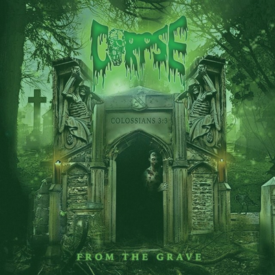 Corpse - From THe Grave (2015 Re-issue) [CD]