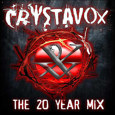 Crystavox - The 20 Year Mix [2 Disc CD/DVD]