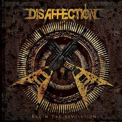 Disaffection - Begin The Revolution [CD]