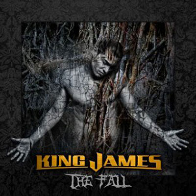 King James - The Fall [CD] Re-issue