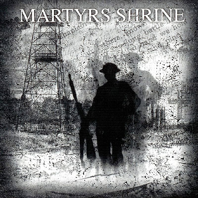 Martyrs Shrine - Martyrs Shrine [CD]