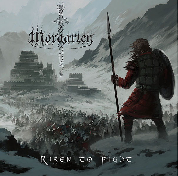 Morgarten - Risen To Fight [Digipak]