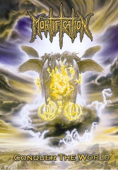Mortification - Conquer The World [DVD] Re-Issue **USED**
