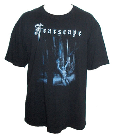 Fearscape - [SS Tee] **Extra Large**