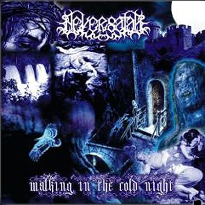 Neversatan - Walking In The Cold Night [CD]