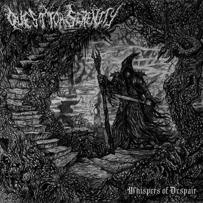 Quest For Serenity - Whispers Of Despair [CD]