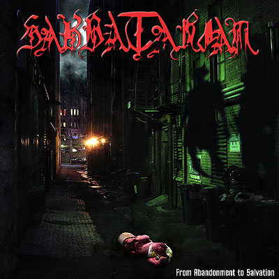 Sabbatariam - From Abandonment To Salvation [CD]