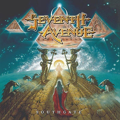 Seventh Avenue - Southgate [CD] Re-Issue