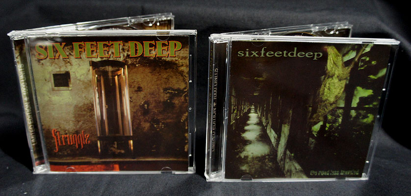 Six Feet Deep - Hardcore [2 CD] Bundle