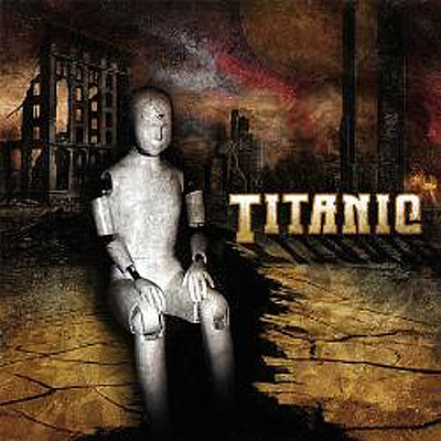 Titanic - Wreckage [CD] The Best Of And The Rest Of