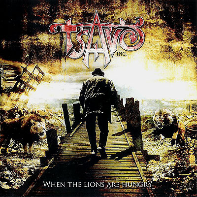 Tsavo Inc. - When The Lions Are Hungry [CD]