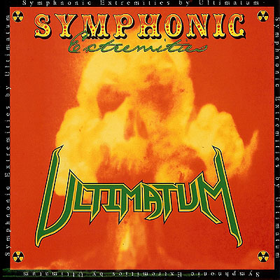 Ultimatum - Symphonic Extremities [CD] Re-mastered