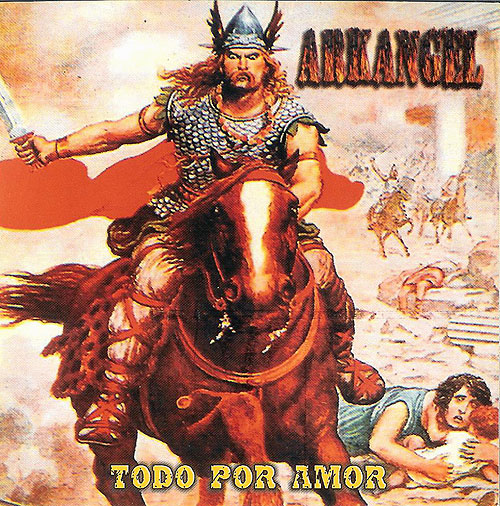 Arkangel - Todo Por Amor [CD]