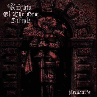 Knights Of The New Temple - Armours [CD]