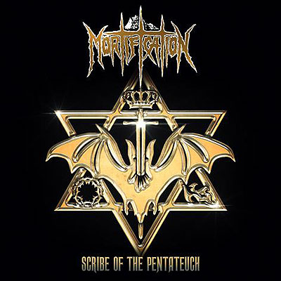 Mortification - Scribe Of The Pentateuch [CD] Re-Issue