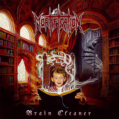 Mortification - Brain Cleaner [CD] Re-Issue