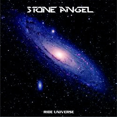 Stone Angel - Ride Universe [CD] PRE-ORDER