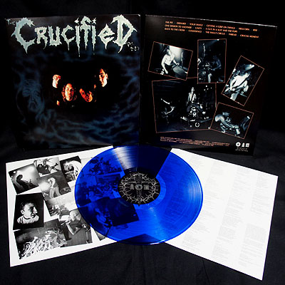 The Crucified - Demo [LP Blue]