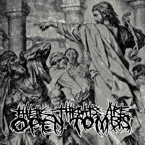 Their Throats Are Open Tombs - TTAOT [EP]
